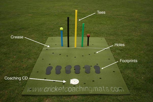 Cricket Coaching Mat